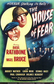 The House of Fear - movie with Holmes Herbert.