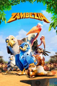 Animation movie Zambezia.