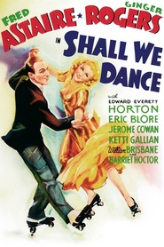 Shall We Dance - movie with Eric Blore.