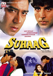 Suhaag - movie with Dalip Tahil.