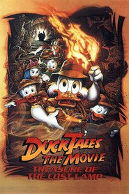 DuckTales the Movie: Treasure of the Lost Lamp - movie with Christopher Lloyd.
