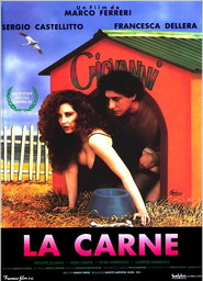 La carne - movie with Sergio Castellitto.