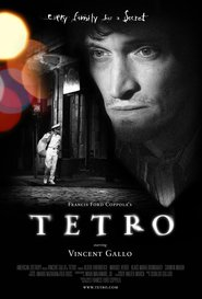 Tetro is the best movie in Vincent Gallo filmography.