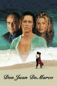 Don Juan DeMarco - movie with Johnny Depp.