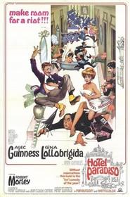 Hotel Paradiso is the best movie in Gina Lollobrigida filmography.