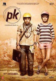 PK is the best movie in Ranbir Kapoor filmography.