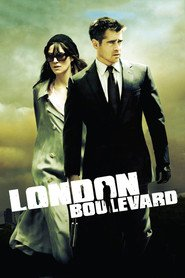 London Boulevard - movie with Stephen Graham.