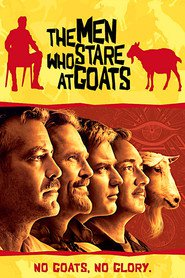 The Men Who Stare at Goats - movie with Stephen Root.