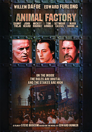 Animal Factory is the best movie in Danny Trejo filmography.