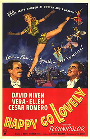 Happy Go Lovely - movie with David Niven.
