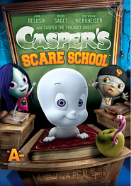 Casper's Scare School - movie with Kevin Michael Richardson.