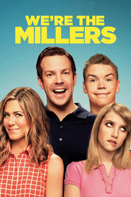 We're the Millers - movie with Jennifer Aniston.