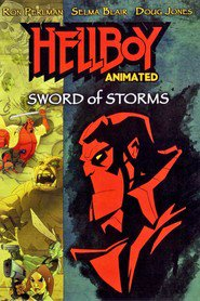 Hellboy Animated: Sword of Storms - movie with Doug Jones.