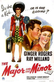 The Major and the Minor - movie with Ray Milland.