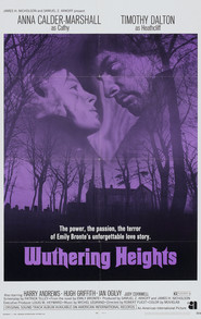 Wuthering Heights is the best movie in Timothy Dalton filmography.