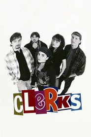 Clerks. - movie with Kevin Smith.