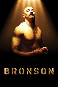 Bronson - movie with Tom Hardy.