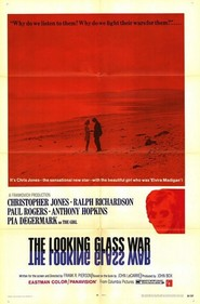 The Looking Glass War - movie with Anthony Hopkins.