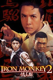 Gaai tau saat sau - movie with Donnie Yen.