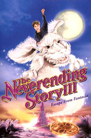 The Neverending Story III - movie with Jack Black.