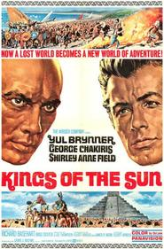 Kings of the Sun is the best movie in Richard Basehart filmography.