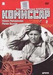 Komissar is the best movie in Nonna Mordyukova filmography.