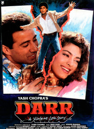 Darr - movie with Annu Kapoor.