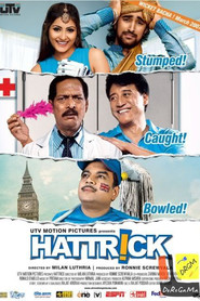 Hattrick - movie with Nana Patekar.