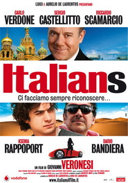 Italians is the best movie in Sergio Castellitto filmography.