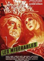 Les miserables is the best movie in Charles Vanel filmography.