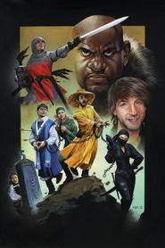 JourneyQuest is the best movie in Scott C. Brown filmography.
