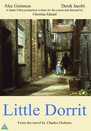 Little Dorrit is the best movie in Derek Jacobi filmography.
