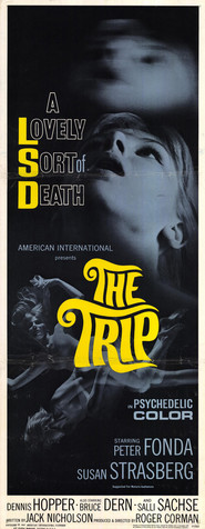 The Trip - movie with Peter Bogdanovich.