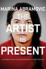 Marina Abramovic: The Artist Is Present - movie with James Franco.