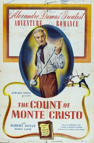 The Count of Monte Cristo - movie with Louis Calhern.