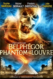 Belphegor - Le fantome du Louvre - movie with Sophie Marceau.