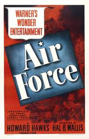 Air Force - movie with James Brown.