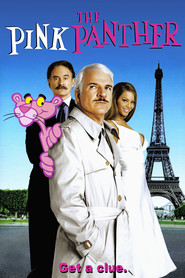 The Pink Panther - movie with Steve Martin.