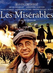Les miserables - movie with Philippe Leotard.