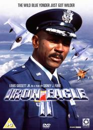 Iron Eagle II - movie with Colm Feore.
