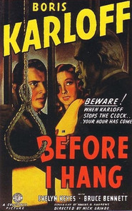 Before I Hang is the best movie in Kenneth MacDonald filmography.