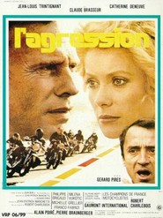 L'agression - movie with Milena Vukotic.