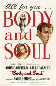 Body and Soul is the best movie in Art Smith filmography.