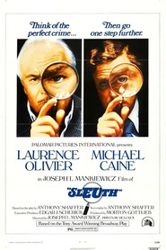 Sleuth - movie with Michael Caine.