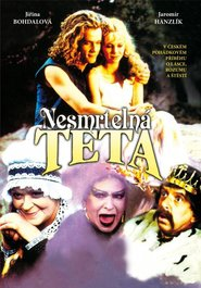 Nesmrtelna teta - movie with Vlastimil Brodsky.
