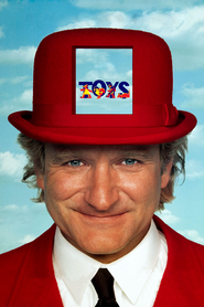 Toys - movie with Robin Williams.