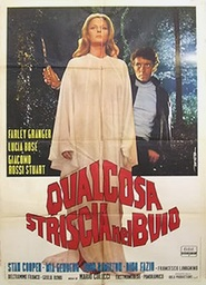 Qualcosa striscia nel buio - movie with Farley Granger.
