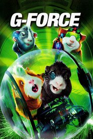 G-Force - movie with Bill Nighy.