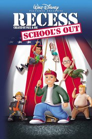 Recess: School's Out - movie with Pamela Adlon.