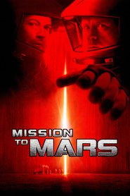 Mission to Mars - movie with Don Cheadle.